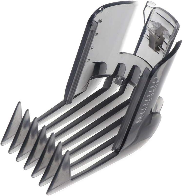 fogun Barba, peines de repuesto 0.5peines–21mm para Philips qc5105Qc5115qc5120qc5125qc5130QC5135
