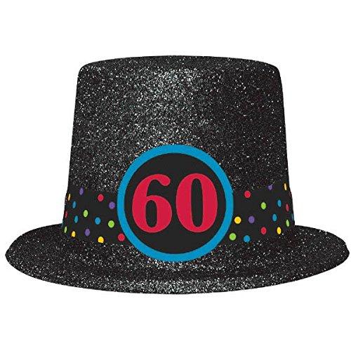 60th Birthday Top Hat -
