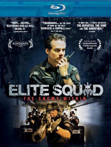 Elite Squad [Blu-ray + DVD Combo Pack]
