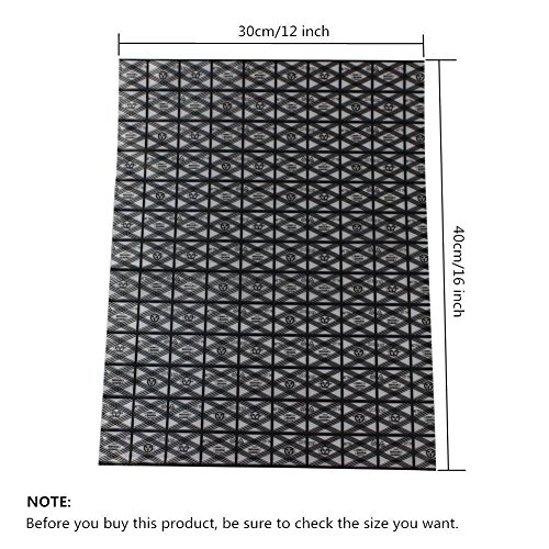 Premium Open Top Antistatic Bag Large (12X16inches) ESD Shielding Anti Static Bags for Motherboard Video Card LCD Screen with Anti-Static Labels (12X16inches-10pcs)
