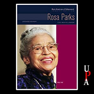 Black Americans of Achievement: Rosa Parks Audiobook