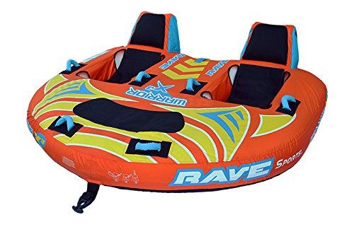 [해외] RAVE SPORTS WARRIOR X3 SKI TUBE- (COLOR:BLUE)
