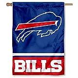 Buffalo Bills Two Sided House Flag