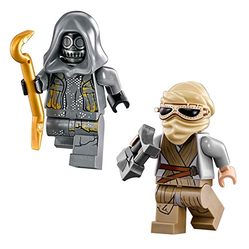 Lego 75099 - Star Wars - Jeu de Construction - Rey's Speeder