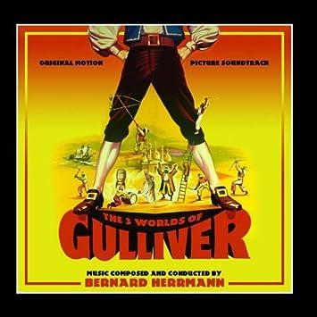 the 3 worlds of gulliver full movie