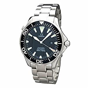 Omega Seamaster swiss-quartz mens Watch 2264.50.00 (Certified Pre-owned)