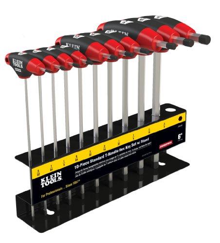 Klein Tools JTH910E T Handle 10 Piece