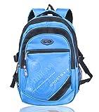 School Backpack for Middle School Boys and Girls Kids Waterproof Bookbags