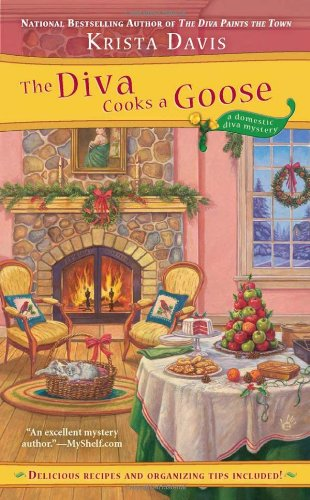 Diva Cooks Goose Domestic Mystery product image