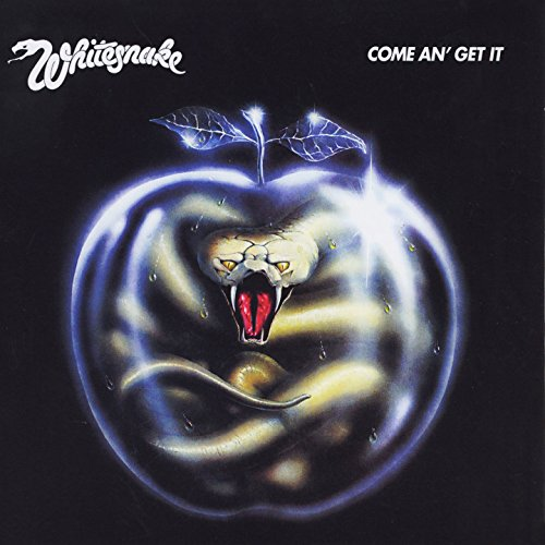 whitesnake come an get it CD Covers