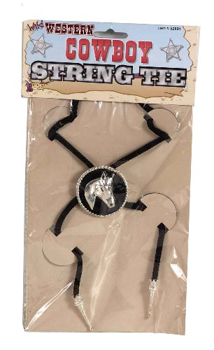 For Costumes Kids Dance Western (Forum Cowboy String Tie)