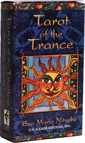 Tarot of the Trance Deck (French Edition): Eva Marie Nitsche:  9781572810945: Amazon.com: Books