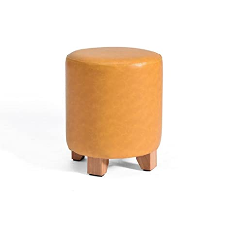 Admirable Amazon Com Wooden Stool Household Refinement Small Easy To Andrewgaddart Wooden Chair Designs For Living Room Andrewgaddartcom