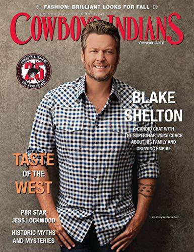 Magazines : Cowboys & Indians