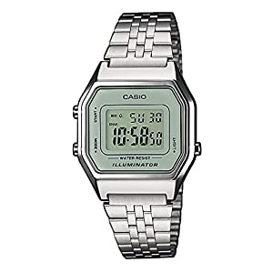 Casio Collection Reloj de pulsera para Mujer 51dI5NREUjL