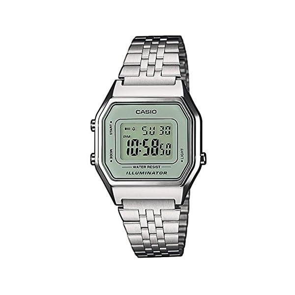 Casio Reloj de Pulsera LA680WEA-7EF 51dI5NREUjL