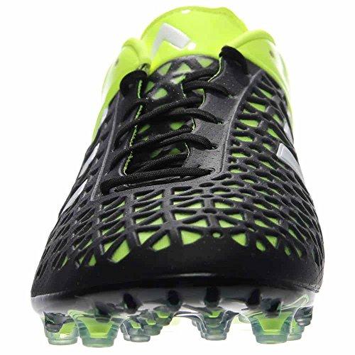 Adidas Ace 15,1 Fg / Ag Voetbal Kikkers (zwart, Zonne-geel) Sz. 12