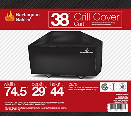 Barbeques Galore 38