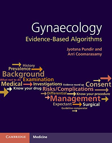 Gynaecology: Evidence-Based Algorithms