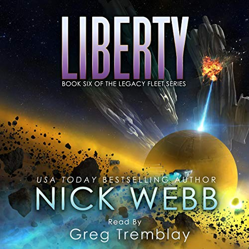 Pdf Science Fiction Liberty: Legacy Fleet Series, Book 6