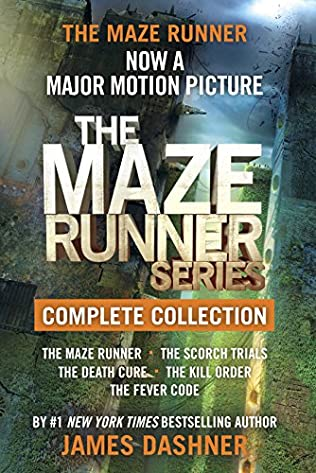 book cover of Maze Runner Series Complete Collection