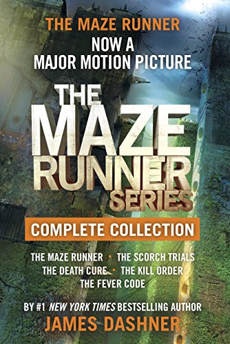 Maze Runner Complete Collection ebook
