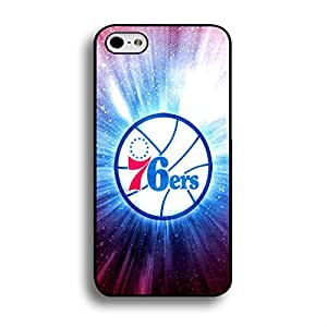 Iphone 6 Plus (5.5 Inch) case Good Protection Philadelphia 76ers NBA Basketball Team Logo Sports for Men Design Hard Plastic Snap on Accessories Protective Case Cover for Iphone 6 Plus (5.5 Inch)