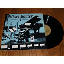 Introducing Bosendorfer and Kimball : The State of the Art in Recording Pianos