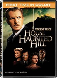 House on Haunted Hill (Colorized / Black & White)