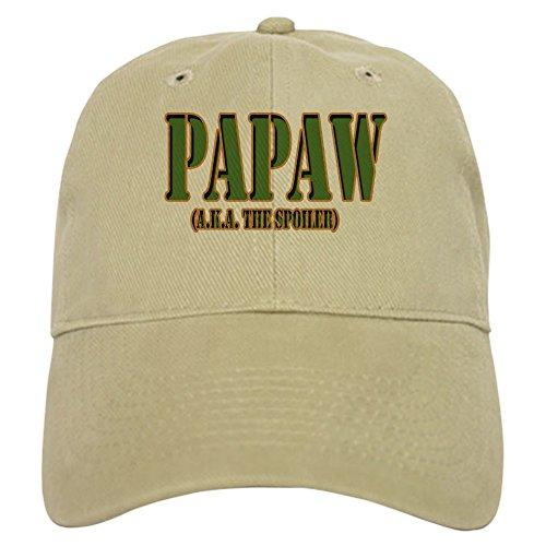 CafePress - Click to view PAPAW military Cap - Baseball Cap with Adjustable Closure, Unique Printed Baseball (Hat Granny)