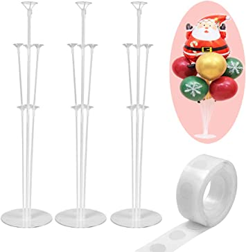Shower Table Desktop Holder Foil Balloon Support Column Stand Wedding Favors