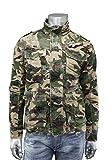 Jordan Craig Shredded Camo Jacket (91317C) Sz. MD
