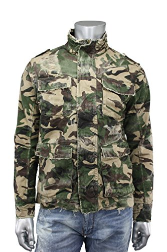 Jordan Craig Shredded Camo Jacket (91317C) Sz. MD