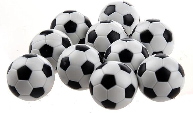 Balones de futbolín de NiceButy, minipelotas de repuesto, de ...
