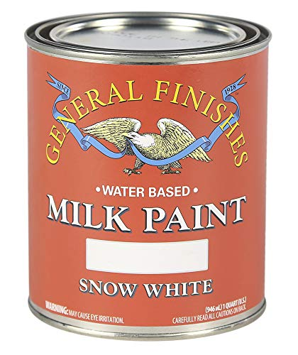 General Finishes QSW Water Based Milk Paint,