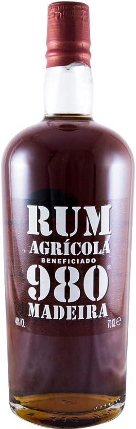Madeira Rum 980 Beneficiado: Amazon.es: Alimentación y ...