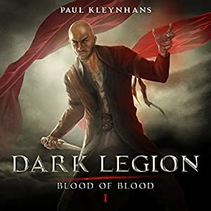 Dark Legion Audiobook