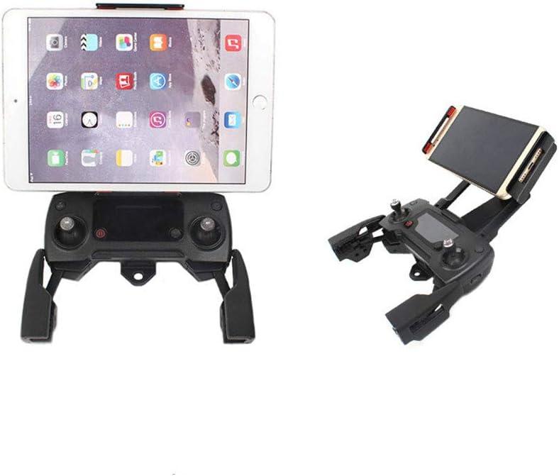 Mavic Platinum,Mavic Air Spark Mavic 2 Pro DJI Mavic Pro Mobile Phone Tablet Holder Remote Control Front Telescopic Clip for DJI Mavic 2 Zoom