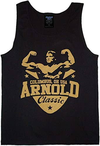 GIBSON LOGO Tank Men Top Black Athletic Vest Rock Band Shirt