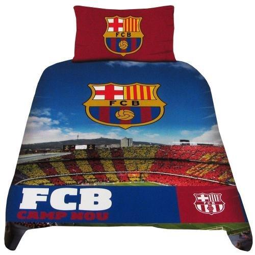 Juego de cama del estadio del F.C, Barcelona - Juego de funda de ...