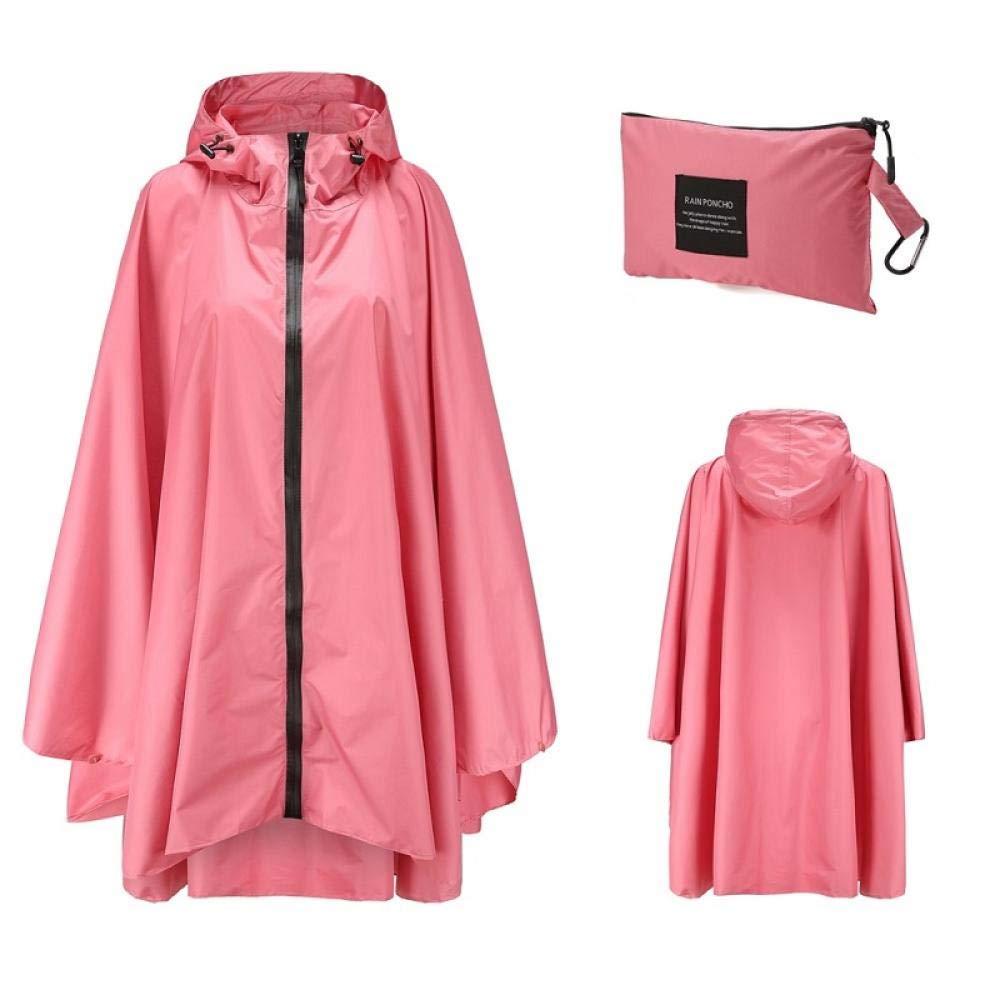 SHUHANX Veste À Capuche Pliable Poncho Raincoat Women S Fashion Rain Coats Imperméable pour Hommes Rain Poncho Cape avec Capuchon pour La Randonnée Escalade Touring 8