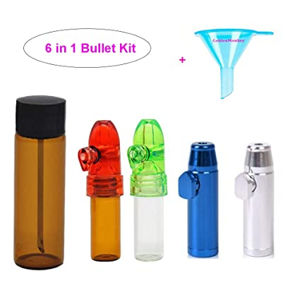 Snuff Bullet Kit con tres tipos diferentes de Snuffers para satisfacer sus necesidades diversas (1