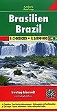 Freytag Berndt Autokarten, Brasilien - Maßstab 1:2