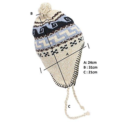 glamexx24 sombrero huete Unisex nbsp;de 17031 nbsp;wintermuetze gorro 17028 strickmuetzen 17035 CCwrBHqa