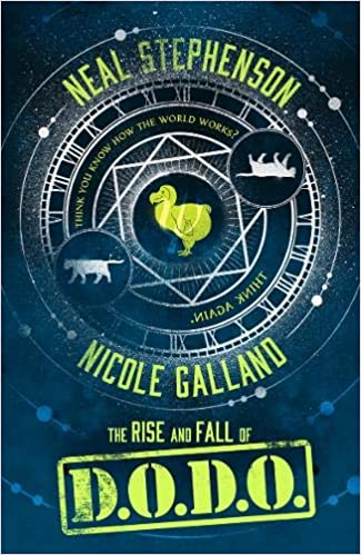 The Rise And Fall Of D.o.d.o. por Neal Stephenson And Nicole Galland epub