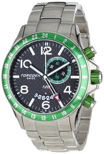 Torgoen Swiss Men's T20202 T20 Series Sport Analog Watch