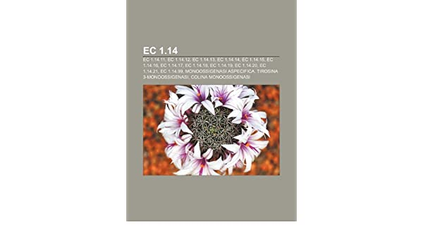 EC 1.14: EC 1.14.11, EC 1.14.12, EC 1.14.13, EC 1.14.14, EC 1.14.15, EC 1.14.16, EC 1.14.17, EC 1.14.18, EC 1.14.19, EC 1.14.20, EC 1.14.21: Amazon.es: ...