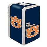 Boelter Brands NCAA Auburn Tigers Portable Party Fridge, 15 Quarts