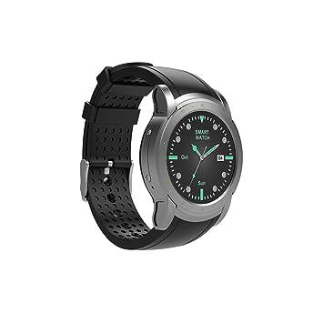 Amazon.com: RONDAA HW1 Smart Watch 3G WiFi GPS Positioning ...