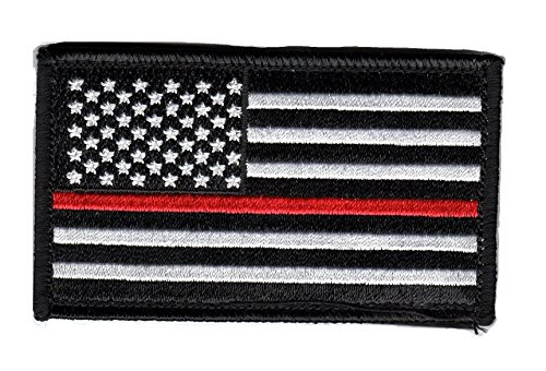 Eagle Crest Thin Red Line American Flag 2